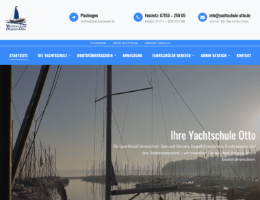 Yachtschule Otto